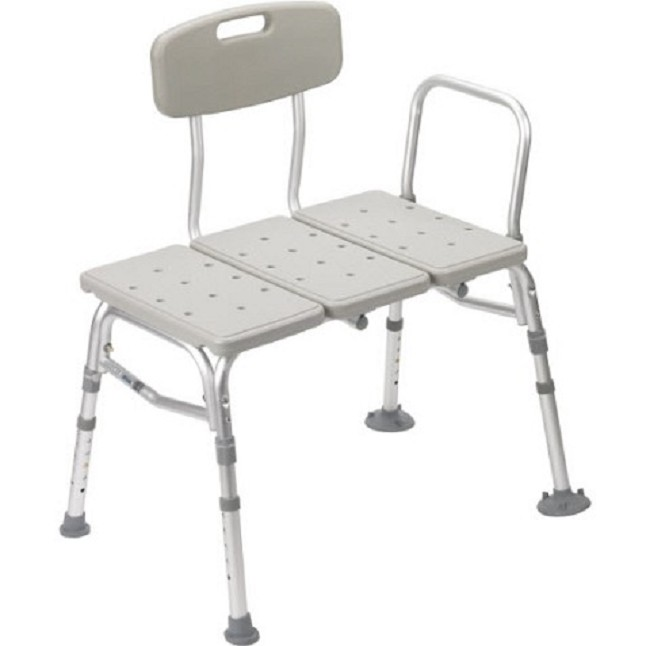 Tub Transfer Bench with Backrest