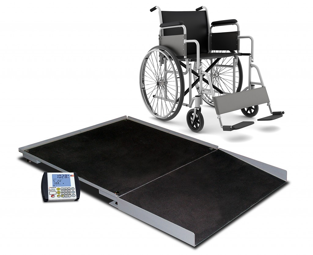 Wheel Chair Scale wheelchair scale | portable | detecto scale | bariatric | platform