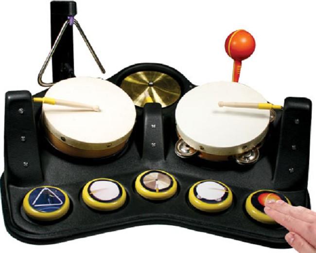 Band Jam Audio Stimulation Toy