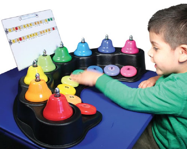 Stimulating Toys For Toddlers : Mini carillon auditory stimulation toy free shipping