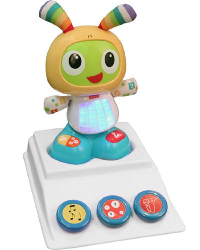 Fisher Price Bright Beats Dance And Move Beatbo Sensory