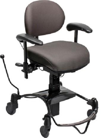 Ergonomic Office Chair Ball Posture