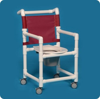 PVC Rolling Shower ChairShower Chairs   Commode Chair   Shower Seat   Discount Prices  . Folding Chairs For The Shower. Home Design Ideas