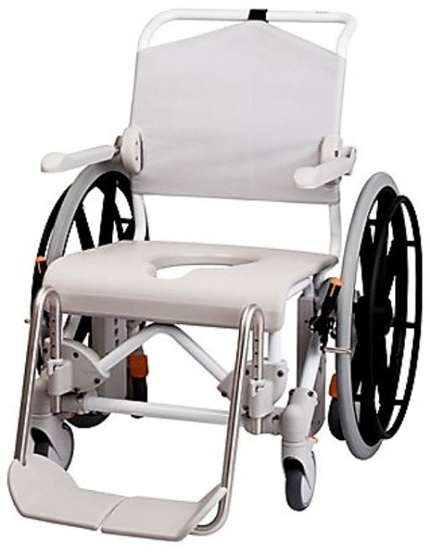 Etac Swift Mobile 24 Inch Shower Chair