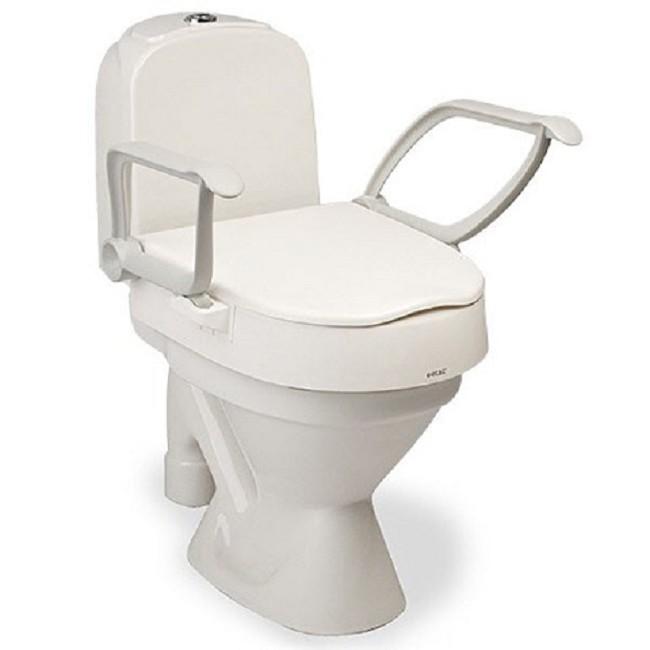 Raised Toilet Seats   Handicap Toilet Seats   Elevated Toilet ...