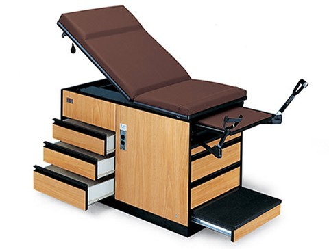 Space Saver Medical Examination Table