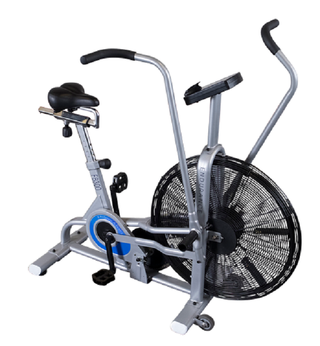 Endurance Dual Action Stationary Fan Bike