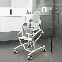 Pediatric Shower Amp Commode Chairs Adjustable Amp Portable