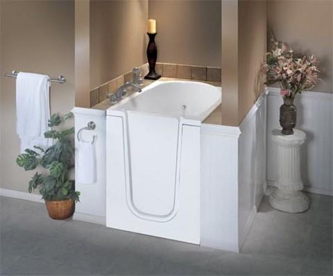 Walk In Bathtub Whirlpool Bathtubs Jetted Tub