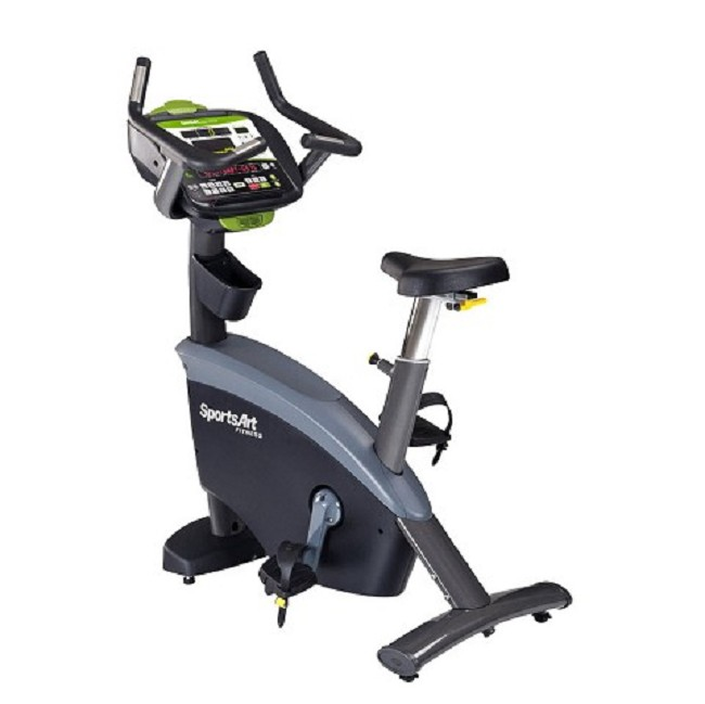 Pedal Exerciser For Ms: SportsArt G575U ECO-POWR Upright Cycle