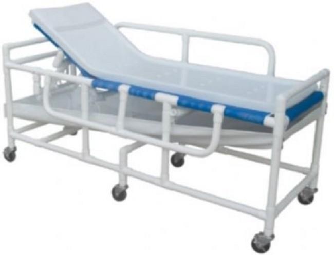 PVC Shower Bed-Stretcher