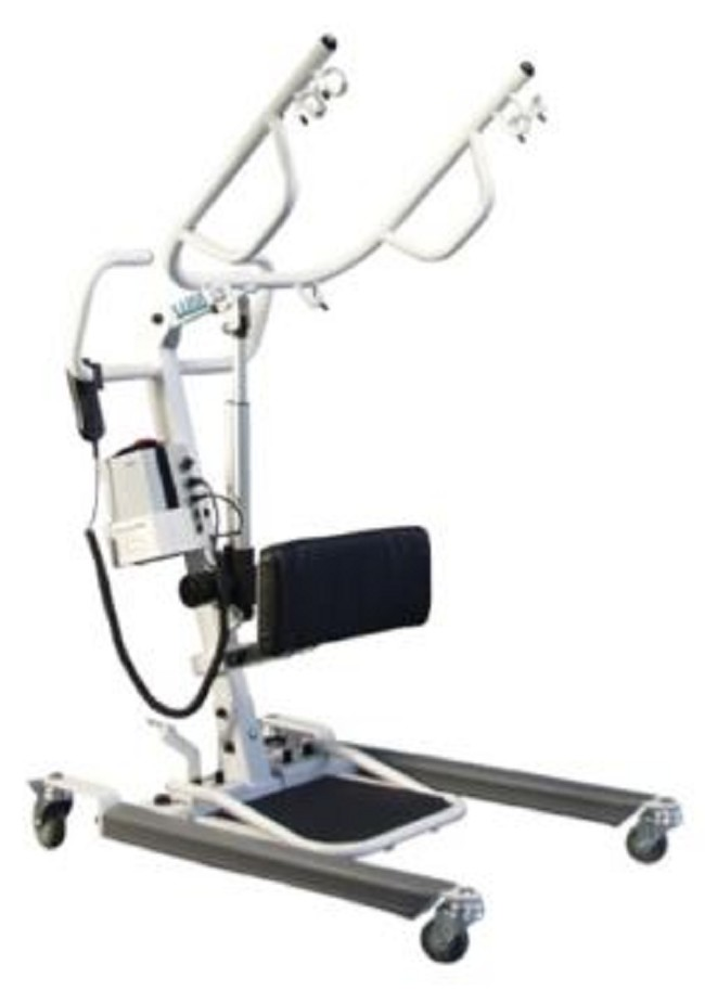 Lumex Battery Powered Easy Sit To Stand Lift