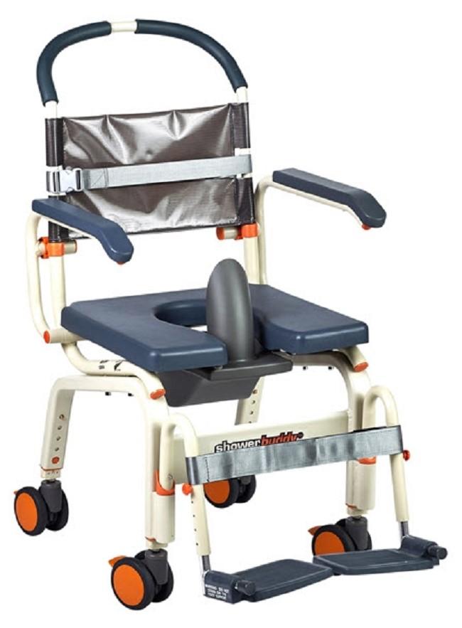 Showerbuddy Roll-InBuddy Lite Shower Chair