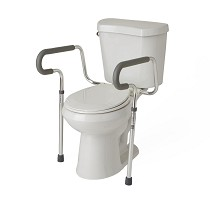 Toilet Safety Frames Toilet Grab Bars Bedside Commode