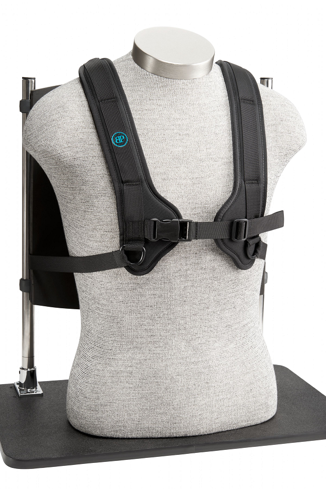 point Wheelchair H-Style Shoulder Harnesses