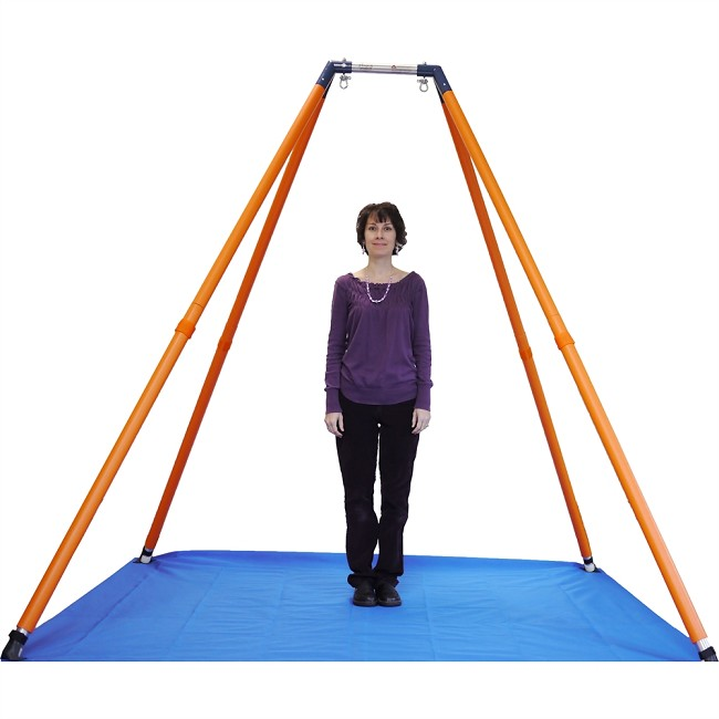 Haley\'s Joy On the Go Swing Frame - 3-pt. Suspension with Rotational ...