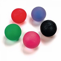 Multi Colored Hand Therapy Resistance Balls