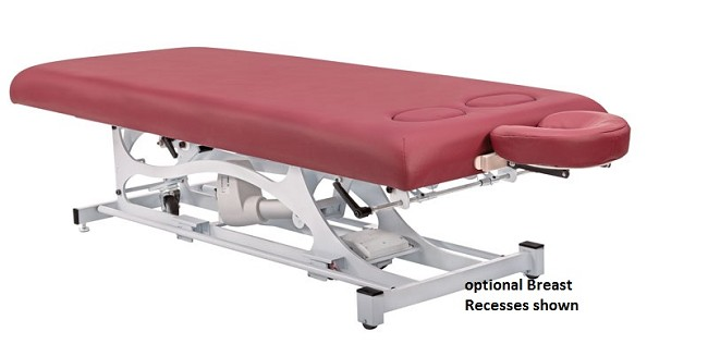 Hands Free Therapy Power Lift Massage Tables