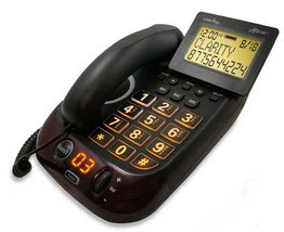 Clarity AltoPlus Amplified Corded Phone