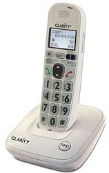 Clarity CL-D704 Amplified Cordless Phone