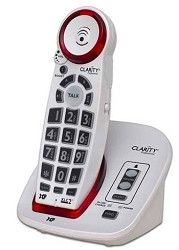 Clarity Professional XLC2 Amplified Cordless Telephone