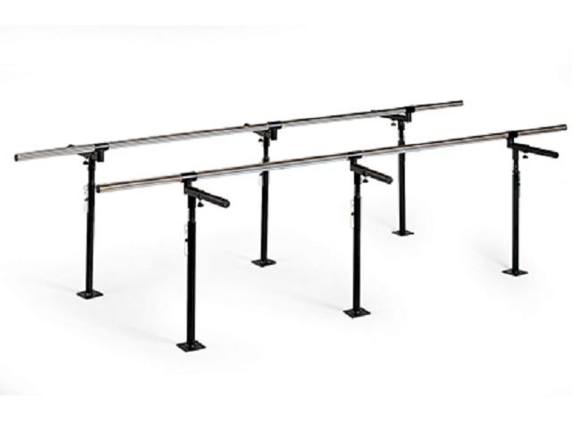 Hausmann Floor Mounted Bariatric Parallel Bars