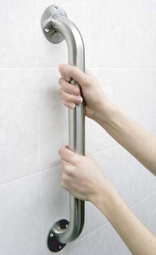 bathroom safety | grab bars | shower rails | raised toilet