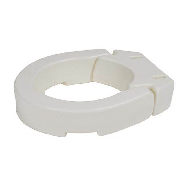 wide hinge toilet seat. Hinged Toilet Seat Riser  FREE Shipping