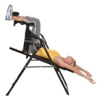 Traction Table Spinal Decompression Inversion Tables