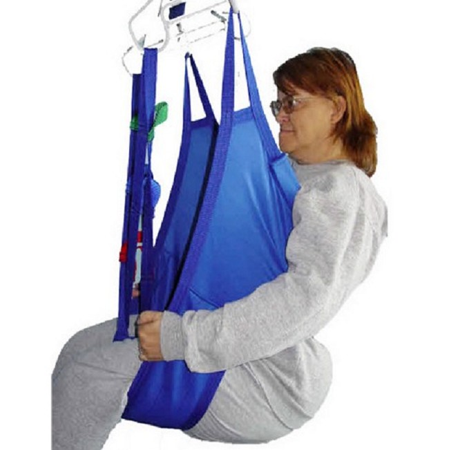 Hygiene Sling for Tollos Patient Lifts