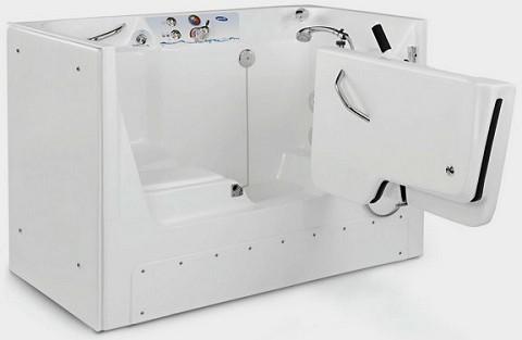 Side Access Bathing Systems Walk In Bathtub Whirlpool Tubs Bathtubs