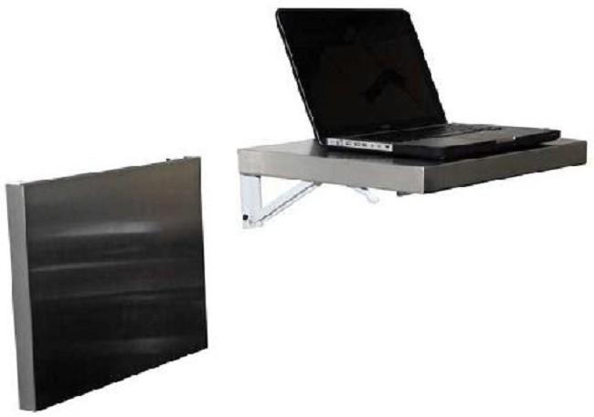 Computer Desk Workstation Computer Table Office Desk - Desks incorporate recessed computer technology