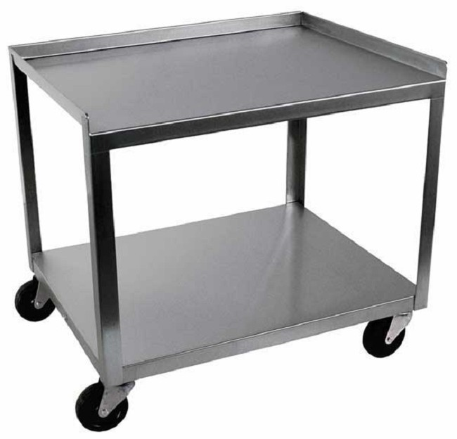 Stainless Steel Utility Carts Free Shipping