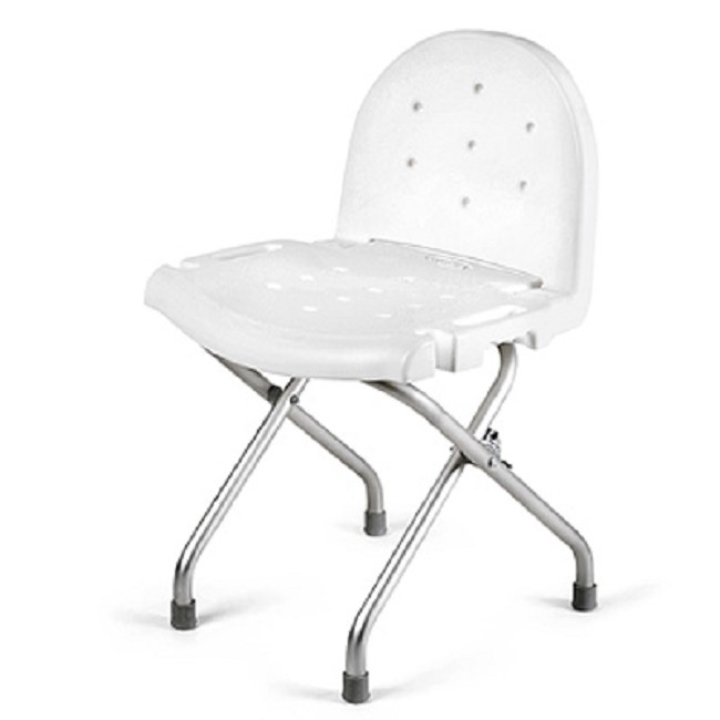 deluxe shower plastic bathing seat with mounted seats and chair back care aids complete shop wall arms solo