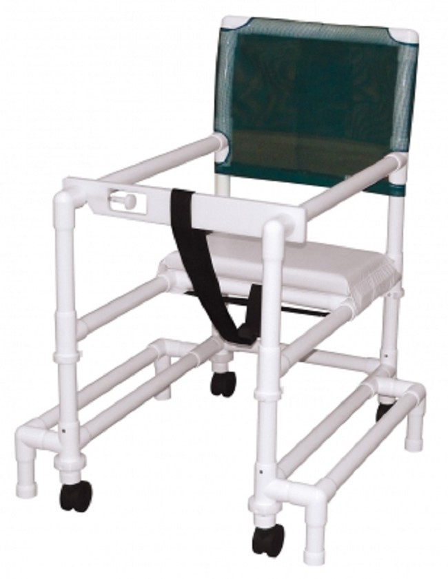Admirable Lumex Freedom Pvc Walker With Seat Bralicious Painted Fabric Chair Ideas Braliciousco