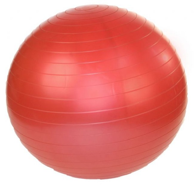 Stability Ball Manual: Stability Exercise Ball With Pump