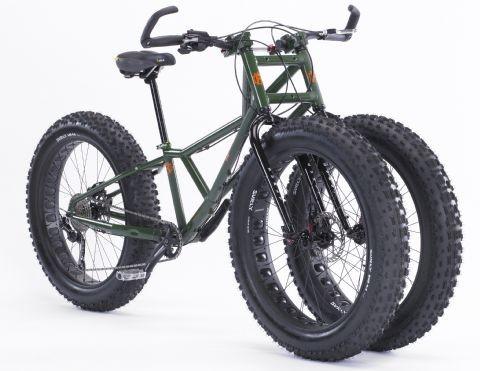 Rungu Juggernaut Fat Tire Adult Trike Free Shipping