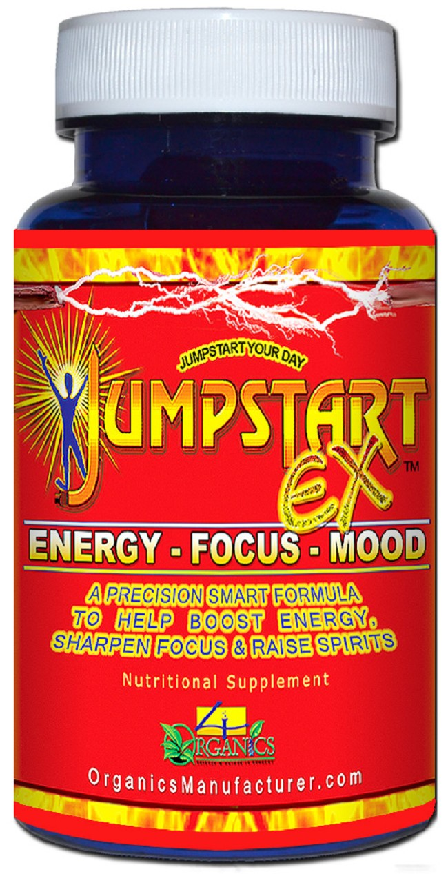 JumpStart EX Energy Supplement
