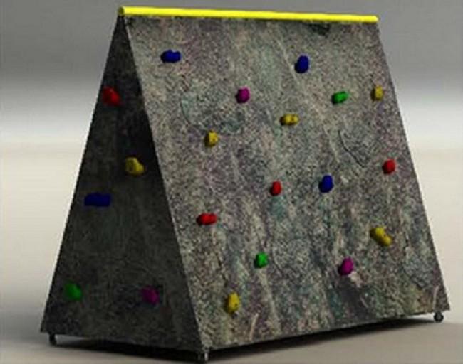 Kids Portable Jacob S Climb Wall By Kidsfit