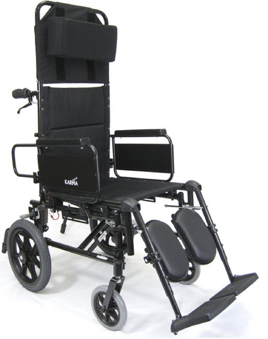 ultra light weight transporting recliner wheelchair. Black Bedroom Furniture Sets. Home Design Ideas