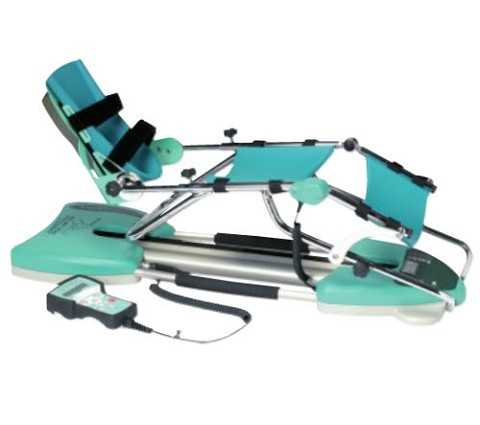 machine for knee swelling