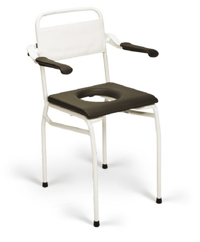 Handicare Freestanding Shower and Commode Chair