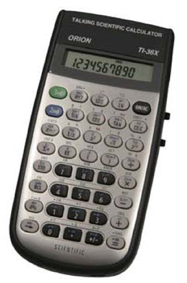 Orion TI-36X Talking Scientific Calculator
