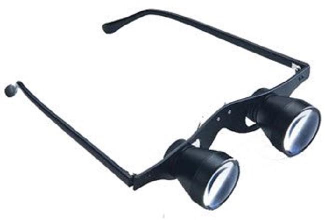 cf9c2abece5c Near View Binoculars Magnifying Eyeglasses for Low Vision