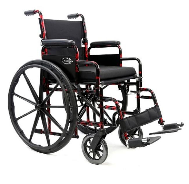 karman breakdown lightweight wheelchair by karman healthcare