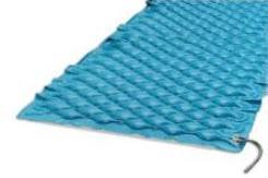 Air Pro Deluxe Mattress Pad With End Flaps Case Of 10