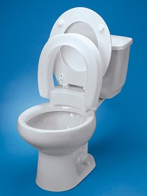 49 Raised Toilet Seats Elevated Amp Handicap Toilet Seats