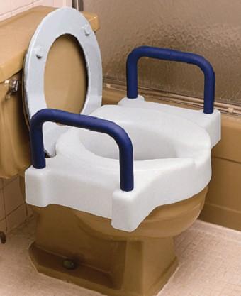 49 Raised Toilet Seats Elevated Amp Handicap Toilet Seats