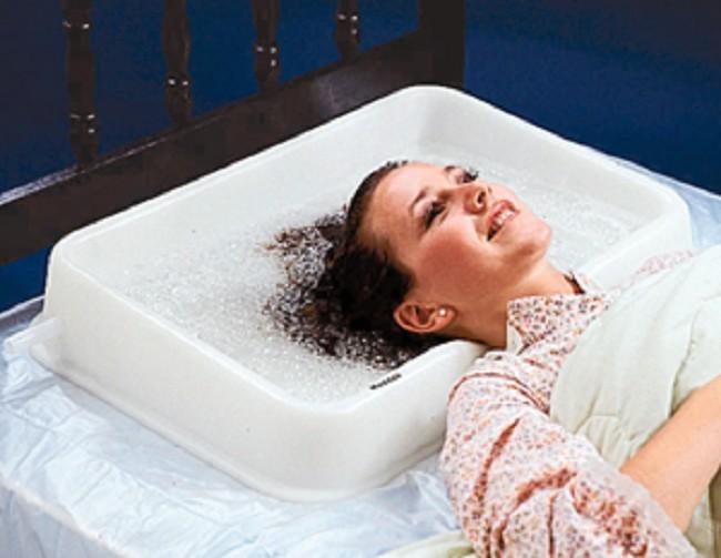 Shampoo Rinse Hair Washing Bed Basin Free Shipping