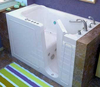 used walk in bathtub. ADA Compliant Eagle Walk in Bathtub In  Whirlpool Bathtubs Jetted Tub DISCOUNT